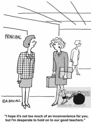 teacher retention